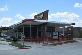 United Development Company sells  Andy's Frozen Custard in Grand Prairie, Texas