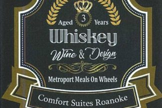 Metroport Meals on Wheels 3rd annual Whiskey Wine & Design